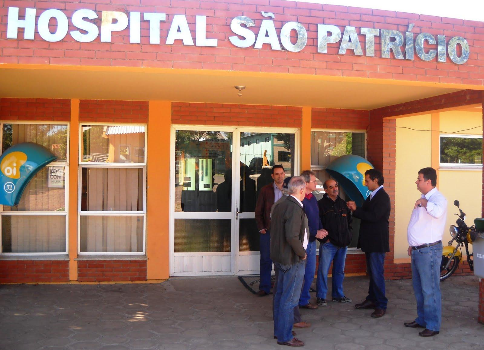 visita hospital: