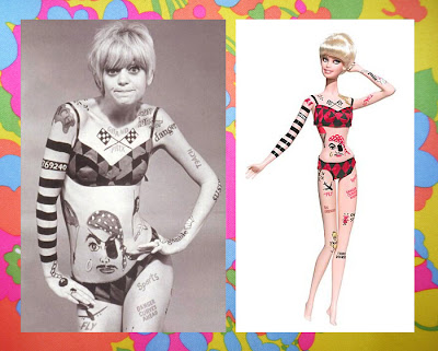 goldie hawn blond ambition laugh in barbie