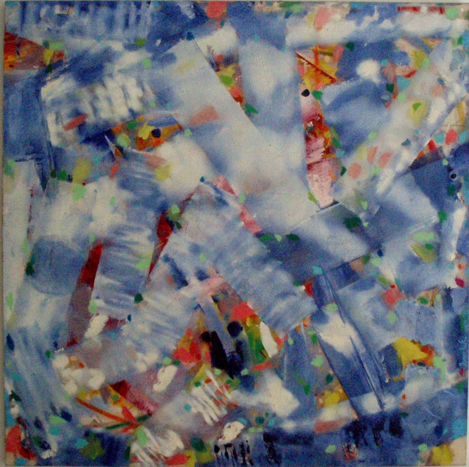 Pinturas abstractas modernas related keywords pinturas for Pinturas para salas modernas