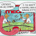 Το MEGA εξυμνεί το έργο των ΜΑΤ στην Κερατέα...