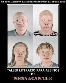 Taller literario para ALBINOS-Curso 2008