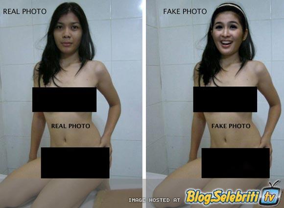 Bugil Dewi Sandra pula dikaitkan dengan Skandal Seks Ariel Peterpan