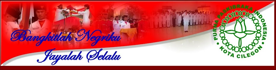 Purna Paskibraka Indonesia Kota Cilegon