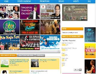 WWW.SISTIC.COM.sg, Sistic, sistic.com, Sistic Singapore, sistic.com.sg