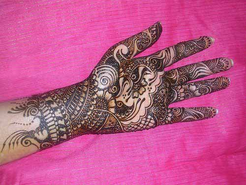 Mehndi Designs Punjabi : Punjabi mehndi designs photos henna pictures falls
