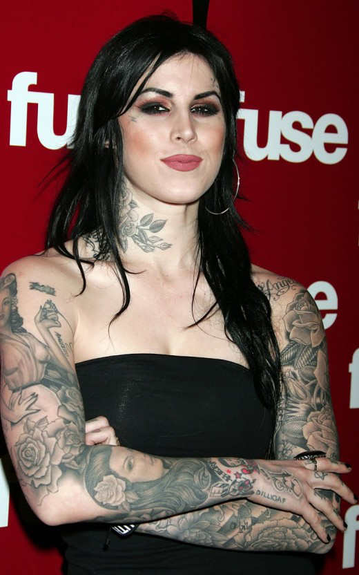 Amazing Kat Von D Arm Tattoos 520 x 832 · 46 kB · jpeg