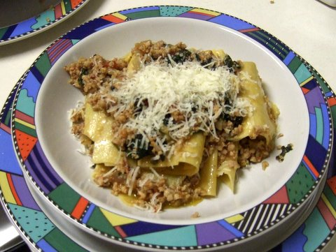 Veal pasta sauce recipes