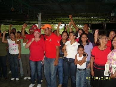Equipo Misiòn Ribas