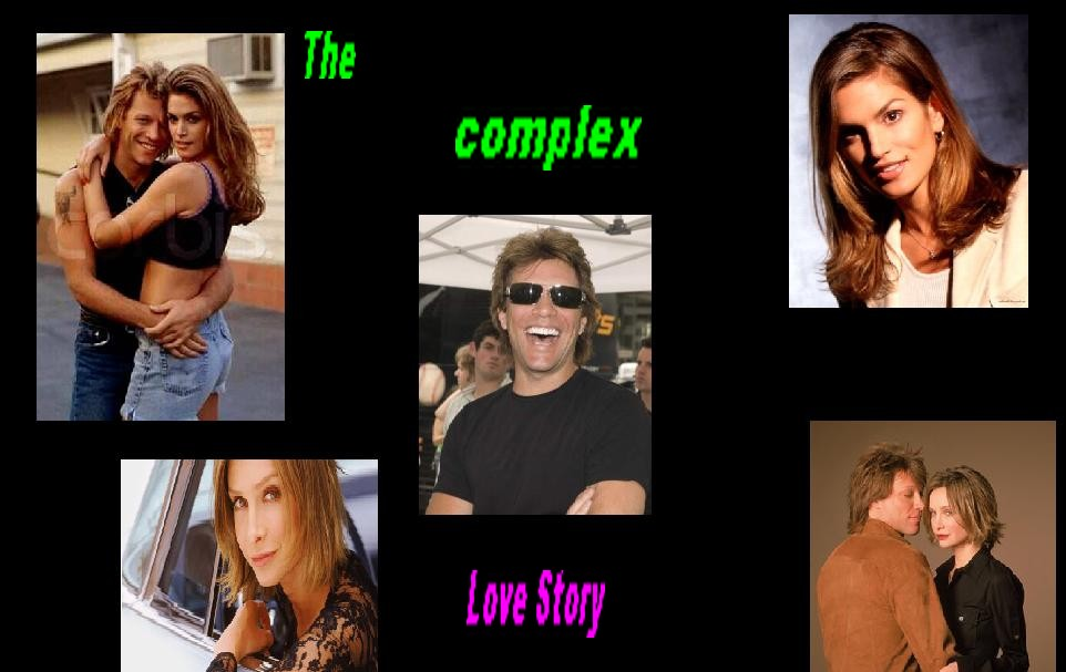 The complex love story