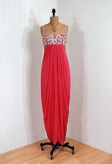 1960's Vintage Pink Dress by TimelessVixenVintage on Etsy