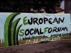 European Social Forum