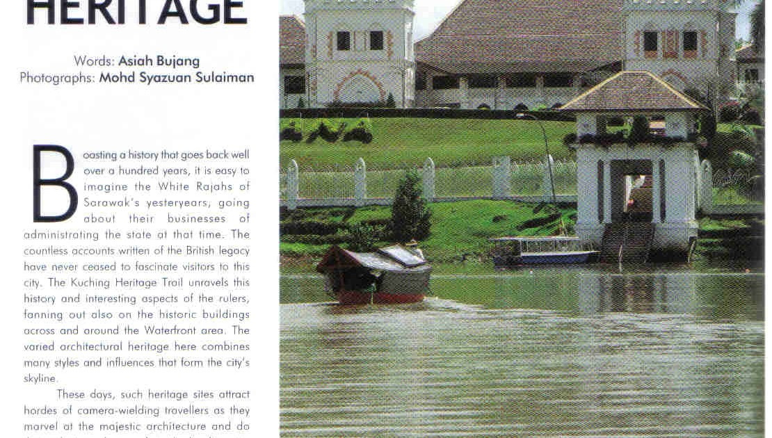 heritage building conservation in malaysia Rehabilitation of heritage buildings in malaysia by: syed abdul haris syed mustapa, kamarul syahri kamal and mohamad zaki zainul abstract this research is a study on the rehabilitation of heritage building in malaysia this research intends to highlight the existing practice on rehabilitation projects in malaysia with the main.