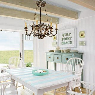 Beach Cottage Decorating Ideas | Home Interior Design Trends