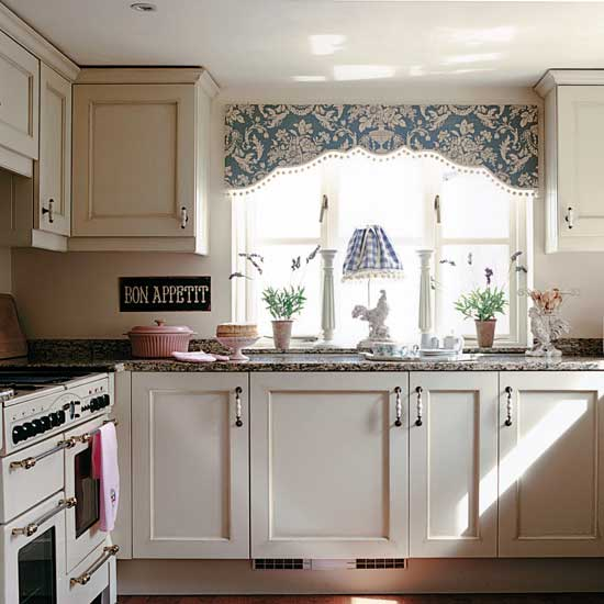 Lilac lane cottage country cottage style - Country style kitchens ...