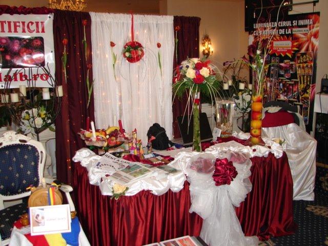 Targ de nuntii Hotel Cetate feb  2009,