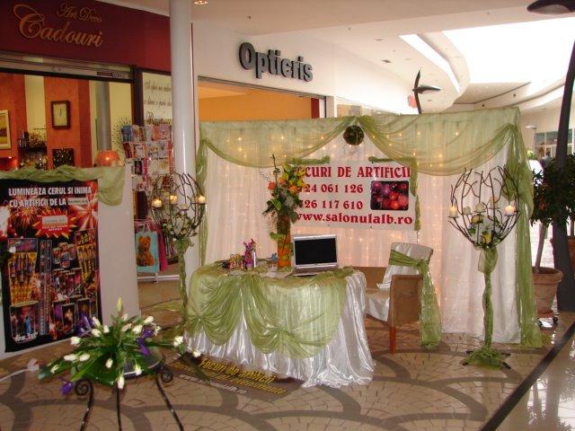 targ nunti 2009 alba Mall.Martie