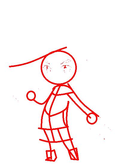 Como dibujar a Toon link