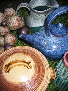 Some of my Ceramics work