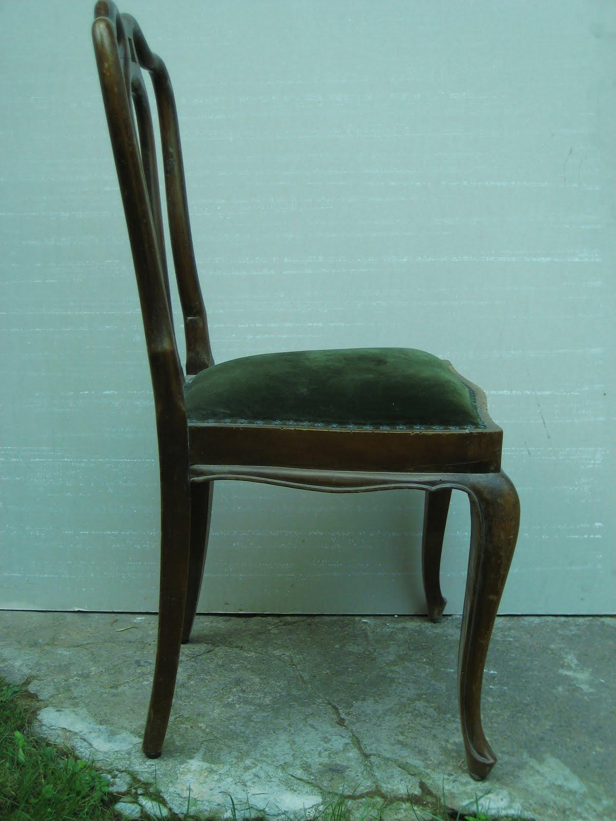 Lesedie sedie seduta in velluto for Sedie in velluto