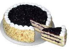 Cara Membuat Kue Lapis Blueberry