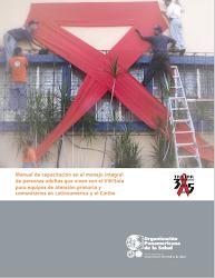 Manual de capacitación en el manejo integral  de personas adultas que viven con el VIH/Sida  para e