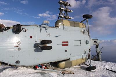Russian MI-8