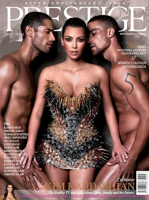 Hollywood Celebrity Kim Kardashian