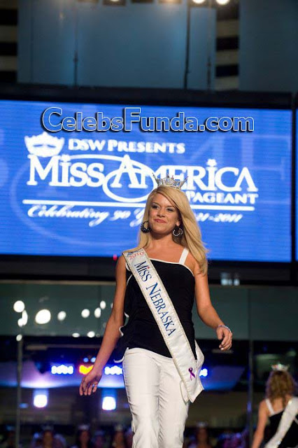 Miss America 2011 Teresa Scanlan Hot Photos