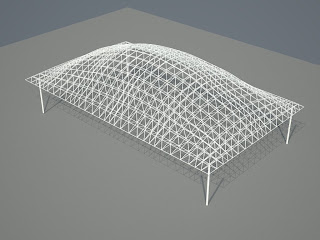 Architecture 2 0 outer space frame for Outer space architecture design