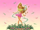 #1 Flora Wallpaper