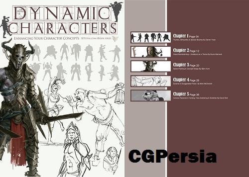 Character Design Ebook Download : D xplore total dynamic characters ebook