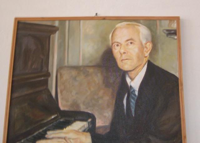 Tablou pictura - Bela Bartok