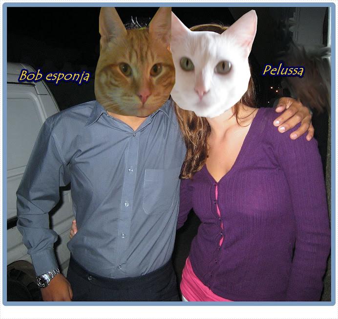 ¡♥♥♥ pelu and bob ♥♥♥!