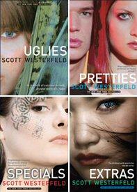 uglies book series review