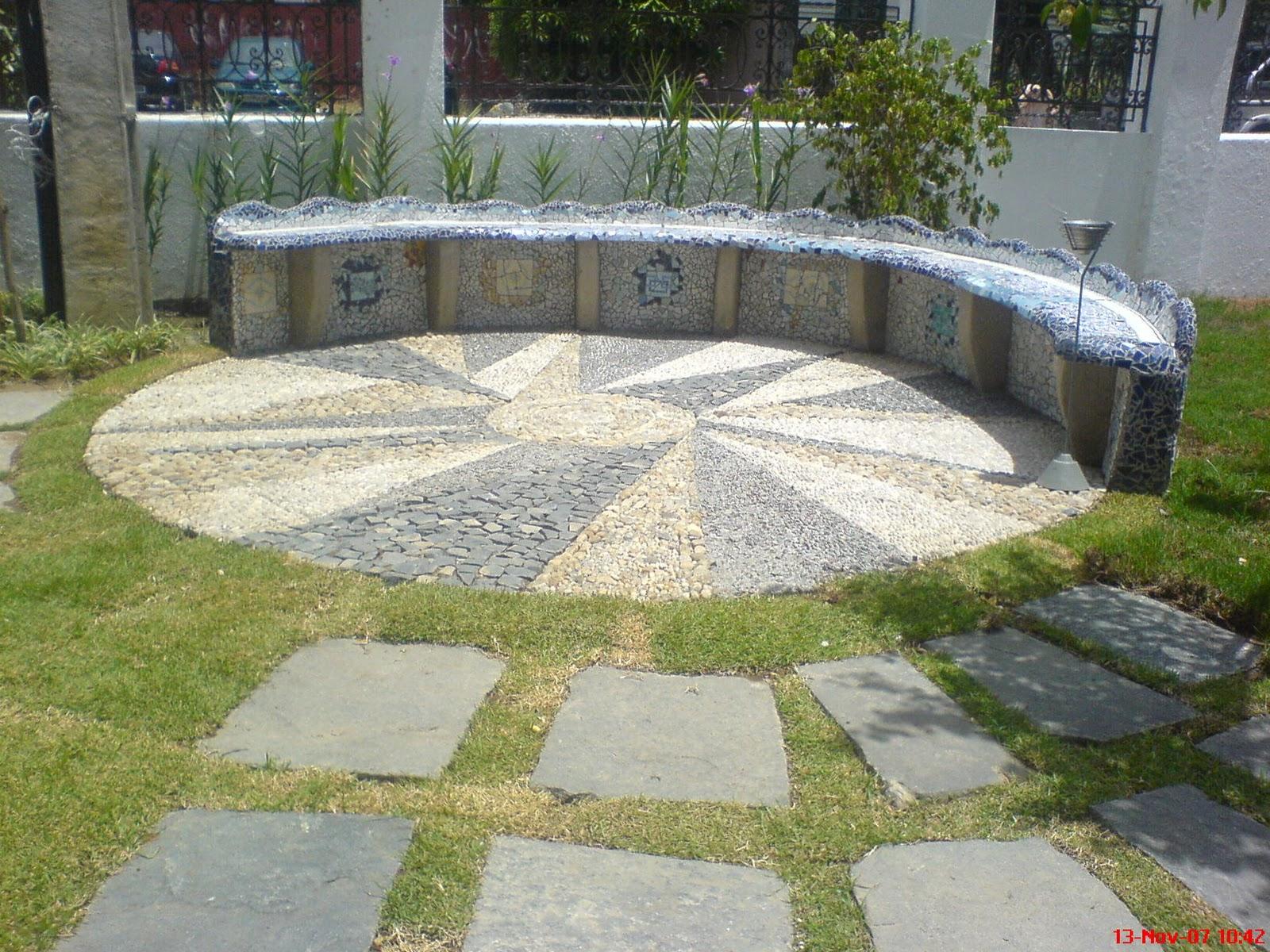 Janelas para o passado: Jardim Permacultural Casa Cor 2007 #4C5E2D 1600 1200