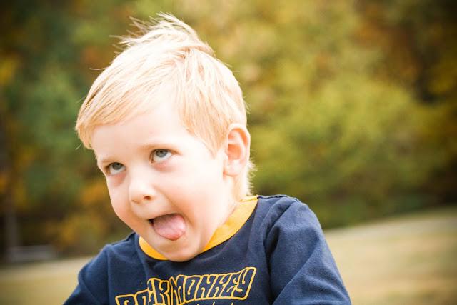 Tongue Out Kid
