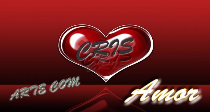 Cris  arte com amor