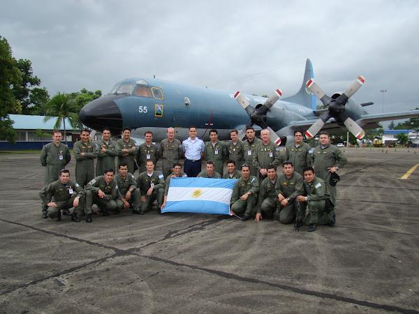 Ejercicio Panamax 2008