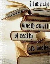 I love to Smell Books