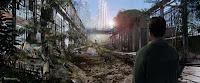 City in ruins - Terminator 4