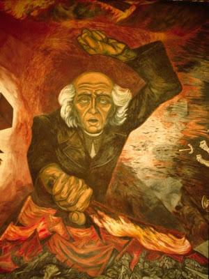 Melissa anne 4 12 09 4 19 09 for El mural guadalajara jalisco