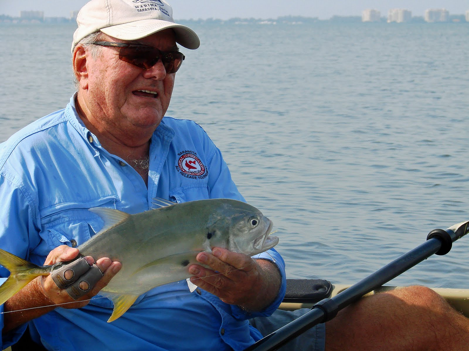 southern kayak kronicles sarasota bay is fly rod mecca