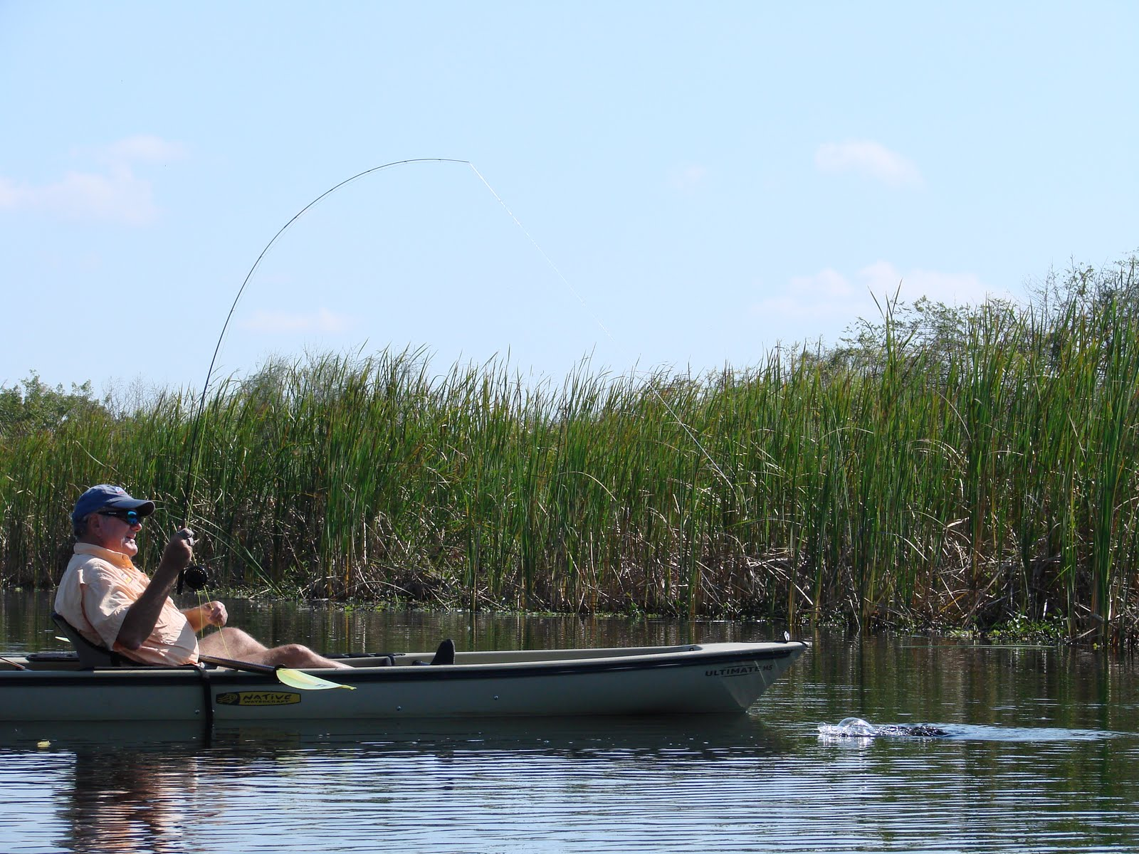 Southern kayak kronicles fishing kayaks are made for for Most stable fishing kayak