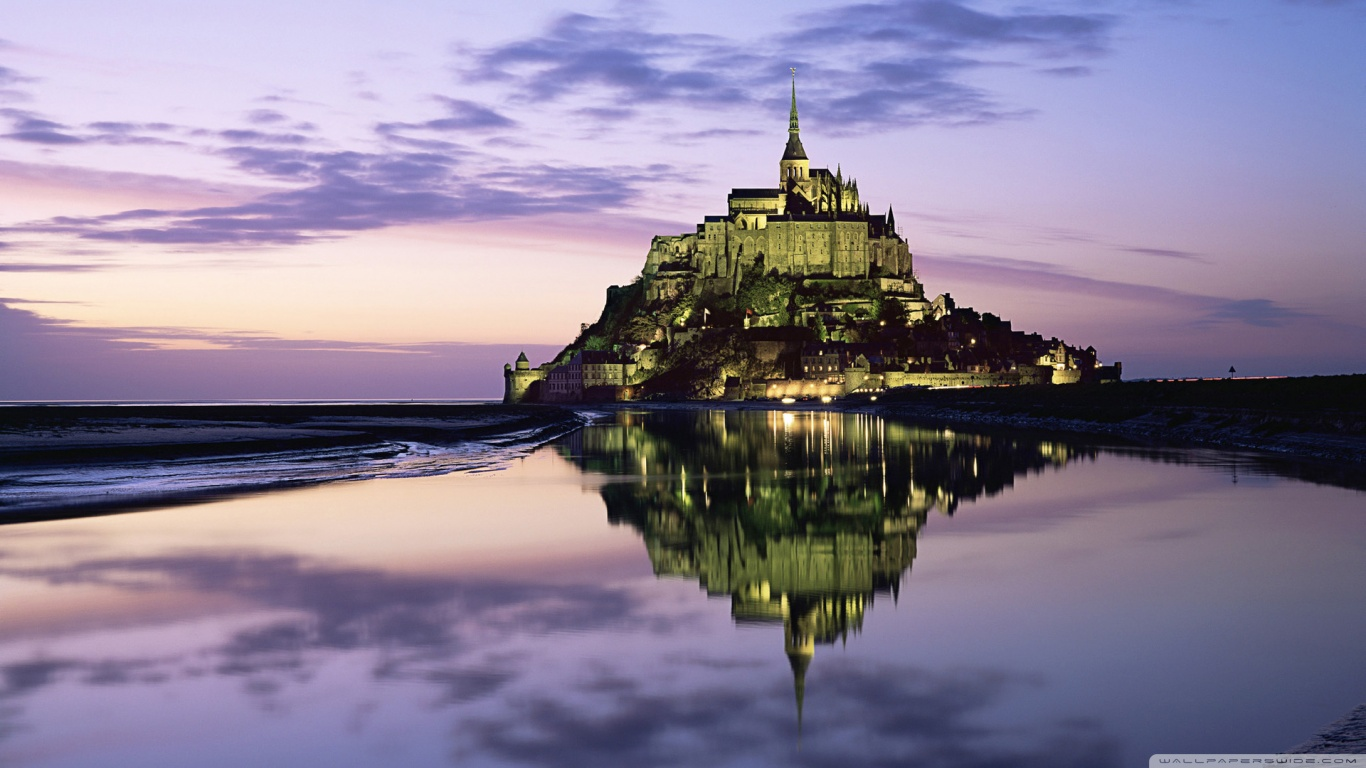 discover our world mont michel