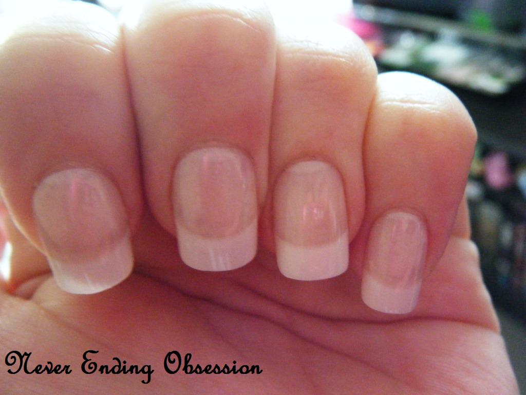 Never Ending Obsession: Broadway Nude French Nails