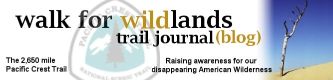 Walk for Wildlands