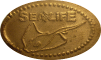 MONEDAS ELONGADAS.- (Spanish Elongated Coins) MA-007-2