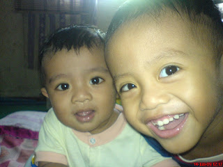 My 2 little sons.....