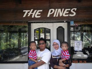 30's @ Kinabalu Pine Resort