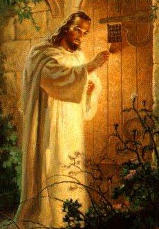 Cantinho do esoterismo com ivanih bianco jesus bate a porta for Jesus a porta